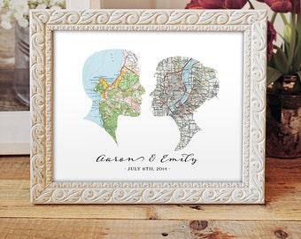 Mr & Mrs Gifts kuratiert von Something Turquoise auf Etsy