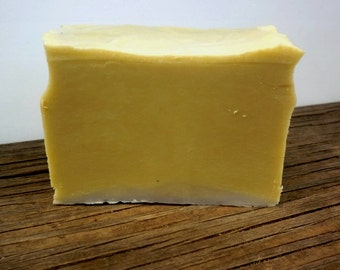 Lemon Lavender Soap Handmade Cold Process