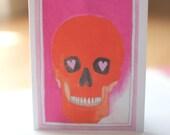 Skull card!