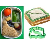 Dinosaures Bread Cutter Cookie Cutter Shape Making fun Sandwiches Maker bento lunchbox breakfast bread