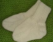 Toddler Tootsies socks Pattern PDF