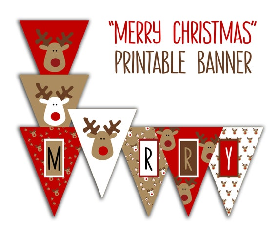 Old Fashioned image intended for merry christmas banner printable