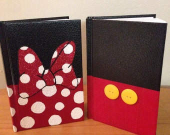 Disney Mickey or Minnie Autograph Book