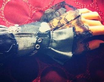 Gothic Lolita Decay Of Angel Handcuff