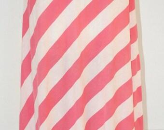 Strawberries and Cream Women'sMaxi Skirt