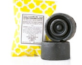 Tea tree & activated charcoal face cleansing bar blemished skin