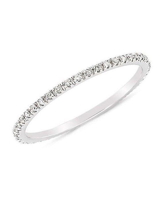 Full Eternity Ring Gold Ring Cheap Wedding Ring