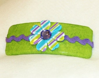 Get Happy Barrette