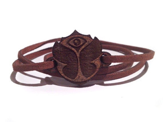 bracelet tomorrowland items similar to tomorrowland tomorrowworld suede wood 8540