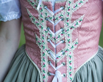 The Lisette Bodice (Made to Order)