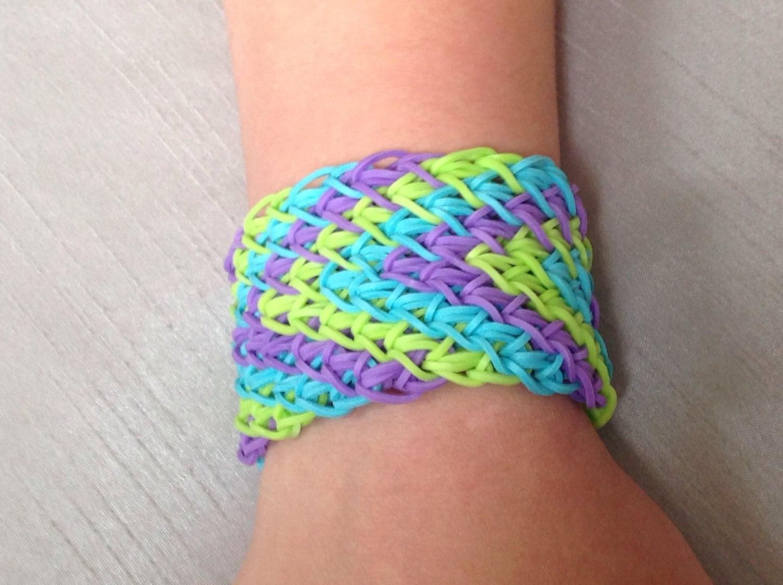 Rainbow Loom Bracelets Images Rainbow Loom Bracelet Chevron