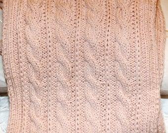 AC0027 - Scarf, 100% Baby Alpaca, handmade