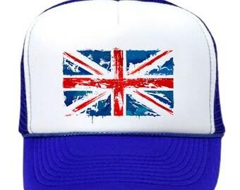 UNION JACK UNITED Kingdom Great Britain cap hat England