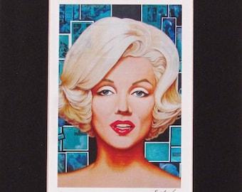 Marilyn Monroe Fine Art Print by Joseph Sonday
