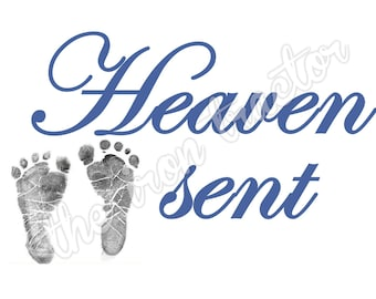 Boy's Heaven Sent Digital Download