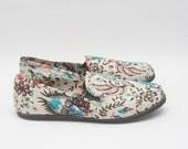 LDC Shoes - Antique Batik Women's Espadrilles - ONLY Women EU Size 37 Available - Unique Limited Handmade - Traditional - www.ldcshoes.com