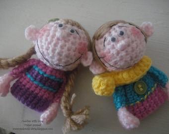 Crochet Hand Pattern Puppet | Free Patterns For Crochet