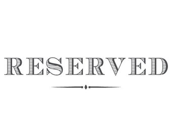 Free printable reserved table sign template car interior for Reserved seating signs template
