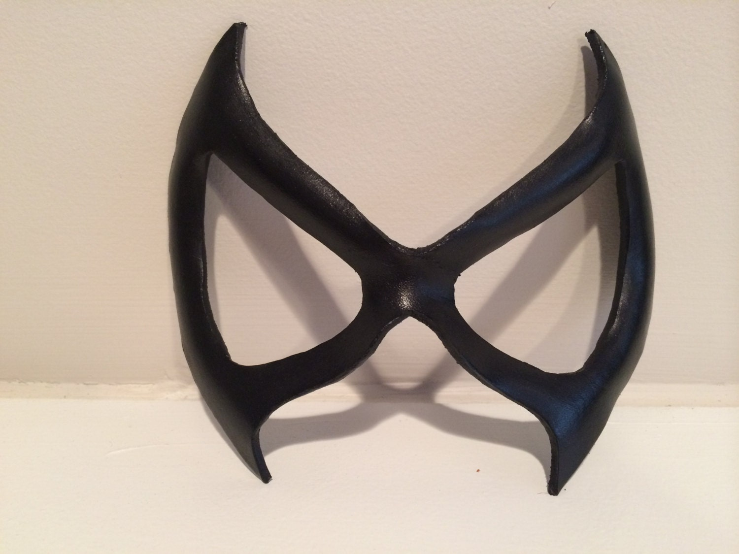 superhero leather mask black cat marvel With marvel black cat mask template