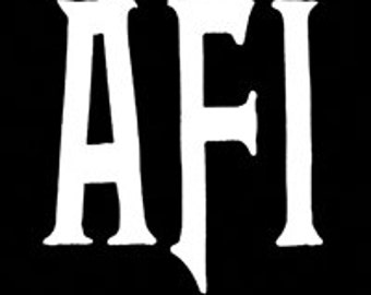 AFI PATCH