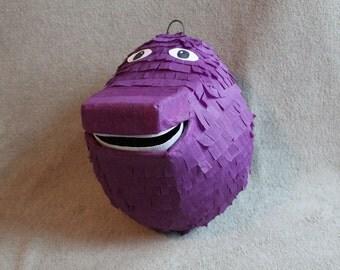 Barney Pinata