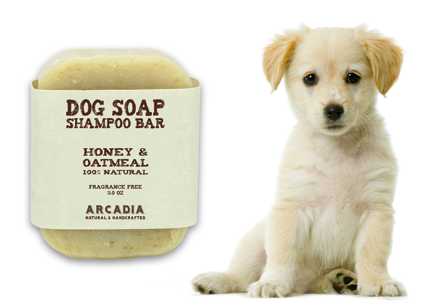 Natural Soap To Bathe Dogs