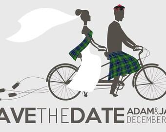 DIGITAL Scottish Save the Date