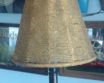 lamp shade of gold be ads threaded uno fitter down bridge lamp shade. Black Bedroom Furniture Sets. Home Design Ideas