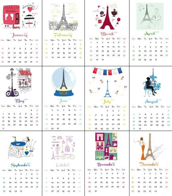 download free calendars 2015