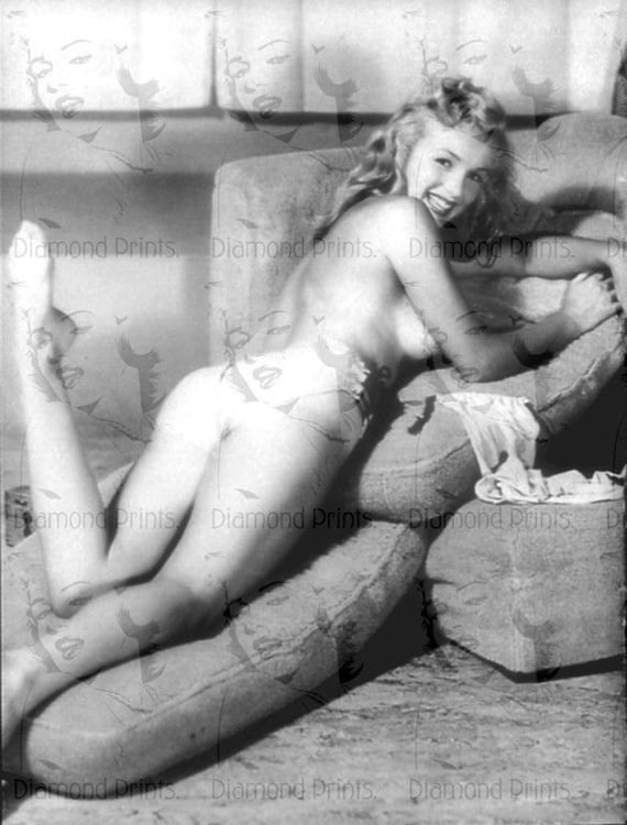 cool rare marilyn monroe nude unpublished playboy photo