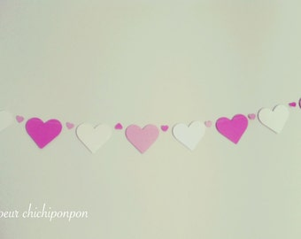 Garland heart