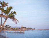 Key West Pier, Key West Photography, Florida Sunset, Florida Travel Photography, 8x10 Photo Print