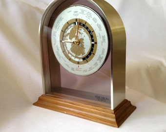 Vintage Verichron World Clock