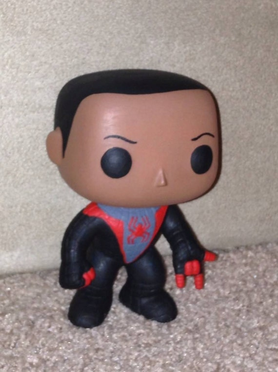 Custom Marvel Comics Ultimate SpiderMan