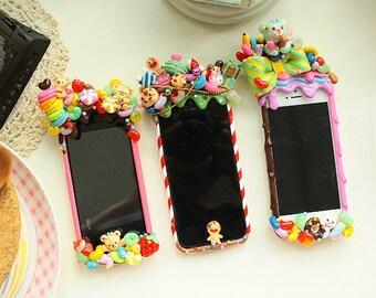 Custom made a design - iphone 5 case samsung galaxy 4 note 3 hard case bumper