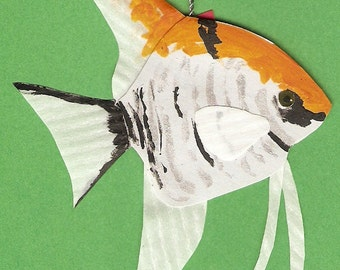 Accurate Fish Paper Dolls