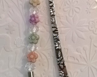 Sewing Machine Bookmark,  Crochet Bookmark ,Sewing Charms, Knitting Diva bookmark, Artist painters pallette bookmark