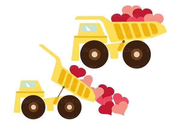 yellow truck clipart - photo #16