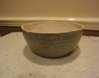 Handmade 100 Year Old Bow/Speciality Bowl/Antique Bowl/Handmade Bowl/Vintage Bowl/Home Decor Bowl/Stand Alone Bowl/One of a Kind Bowl