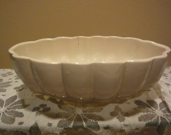 Vintage Planter/1950's/Plants/Bone China/Made in the USA