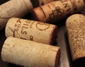 25 Used Wine Corks - for ...