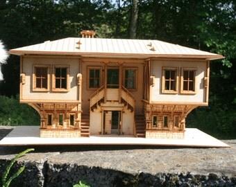 Bulgarian Style Dolls House