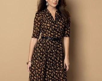 Butterick Sewing Pattern B6090 Misses' Dress