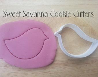 Cute Bird Cookie Cutter