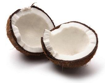 Organic Lip Balm Flavor // Coconut Flavor Oil
