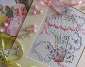 Transfered Embroidery Kits:Flight of Fancy Gorgeous! Fully Illustrated Instructions! Beautiful Kits from The Maggie Gee Embroidery Studio