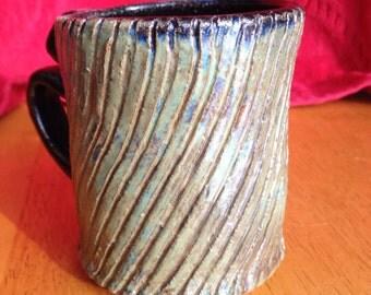 Hand Made Ceramic Mug.