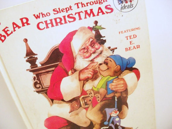 The Bear Who Slept Through Christmas - Where Can I Find Christmas / Merry Christmas
