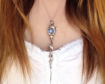 Final Fantasy Serah Farron Engagement Pendant Necklace
