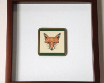 Fox Shadow Box